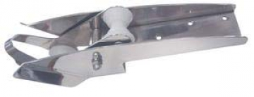 Baş makası, paslanmaz çelik.