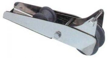 Baş makarası, paslanmaz çelik. 6-8mm zincir için uygundur.