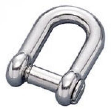 Zincir kilidi, paslanmaz çelik.Vidalı tip