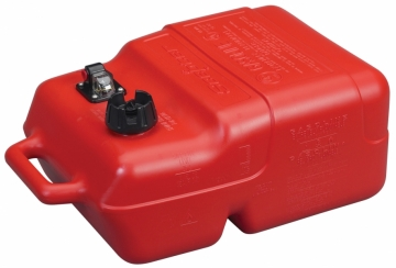 Scepter portatif yakıt tankı. 25 litre.