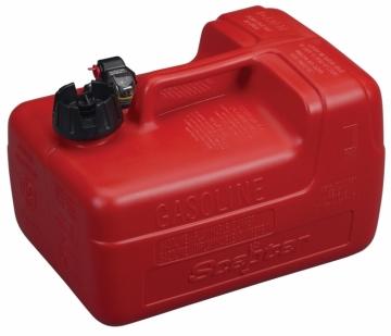 Scepter portatif yakıt tankı. 12 litre.
