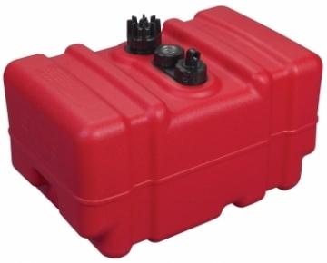 Scepter yüksek kapasiteli, güverte üzeri yakıt tankı. 45 litre.