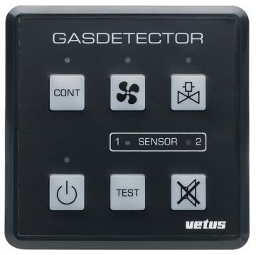 Vetus GD 1000 Gaz dedektörü.
