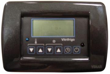 Vitrifrigo Riva Cold Marine Klima kontrol paneli.