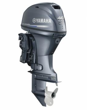 Yamaha F40 FETS 40 HP 4 Zamanlı Remote Control Trim Deniz Motoru / Kısa Şaft