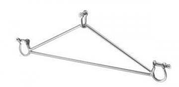 Pasarella askı üçgeni.