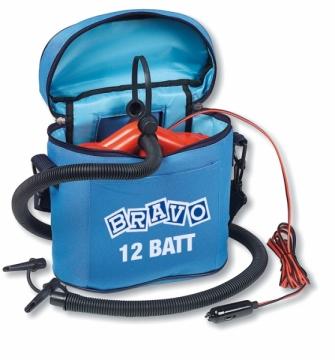 Bravo 12 BATT otomatik şişme bot pompası. Akülü.