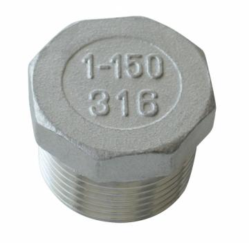 Kör Tapa. AISI 316 Paslanmaz çelik.