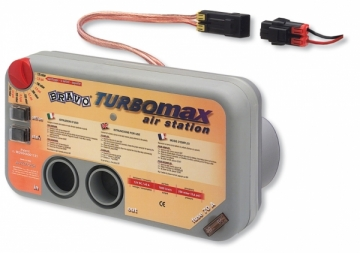 Bravo Turbomax Kit şişme bot pompası