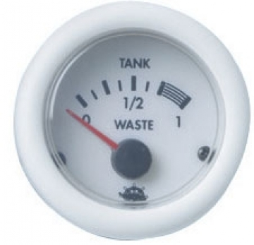 Pis su tankı seviye göstergesi