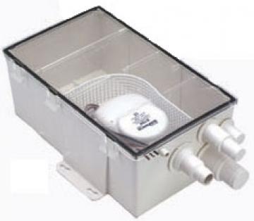 Attwood duş boşaltma sistemi
