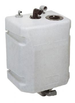 Vetus dik montaj pis su tankı.
