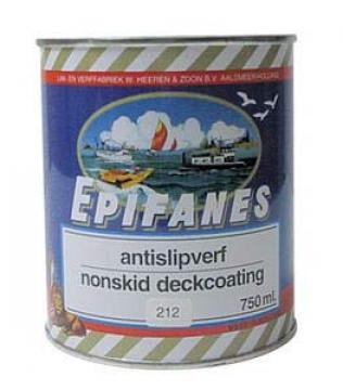 Epifanes kaymaz boya, 750 ml.