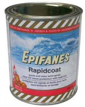 Epifanes Rapid Coat saten vernik. 1 litre.