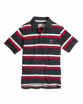 Musto Çizgili Polo Tişört