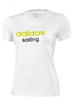 Adidas ASCU Logo Bayan Tişört