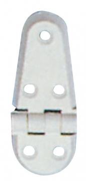 Plastik Menteşe Kısa-Uzun 40x104 mm