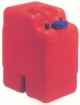 Can Benzin Tankı 22 lt. Dikey Olarak Kullanılır. 30x40x23 cm