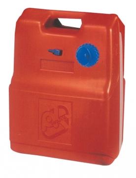 Can Benzin Tankı 12 lt. 40x28x16 cm