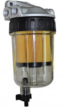Benzin Yakıt Filtresi ve Yedeği 10 Micron
