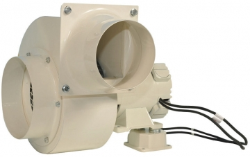 Gianneschi Blower C402 Sağ 15 mt2/dk - 0,11 kw - 24V