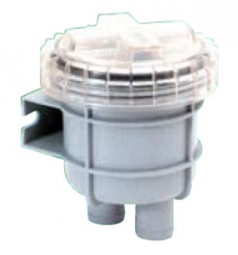 Vetus tip 330 deniz suyu filtresi.