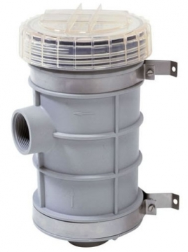 Vetus tip 1320 deniz suyu filtresi.