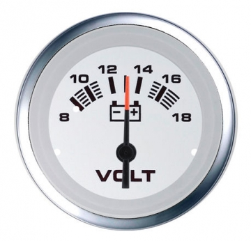 Veethree Instruments Lido 8 - 18 V Voltmetre (Made in USA)