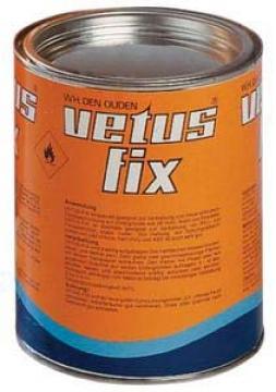Vetus ses izolasyon süngeri/kaymaz güverte kaplaması zamkı. 1 litre.