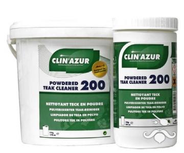 Clin Azur -200- Tik temizleyici toz