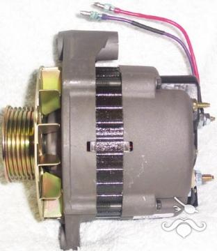 Balmar 98 serisi ağır hizmet tipi alternatör