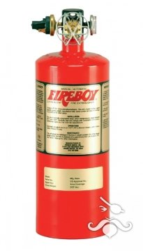 MA2 300 yangın söndürme sistemi