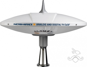 Glomex V9112/12EC Nashira Marine TV anteni