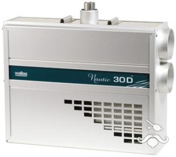 Wallas 30 D, Diesel ısıtıcı