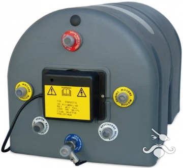 Sigmar Marine Boiler D Serisi Compact X