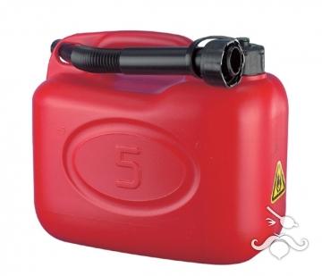 Benzin bidonu