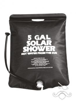 Solar duş