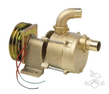 Elektromanyetik kavramalı su pompaları