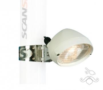 Scanstrut güverte aydınlatma lambası.