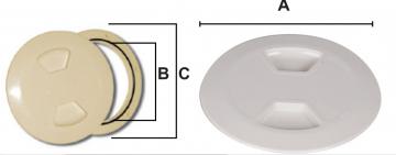 Kontrol Kapağı Plastik