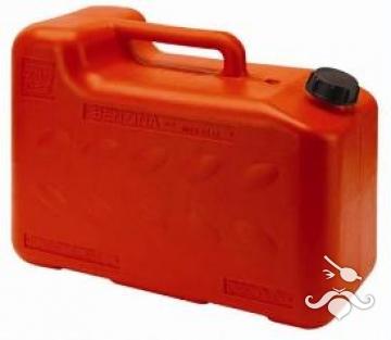 Benzin Tank + Bidon 22 lt