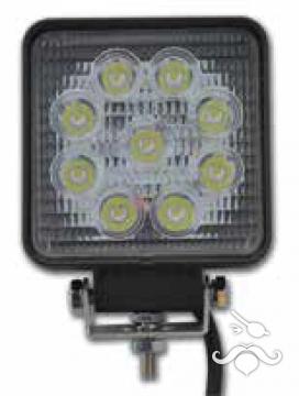 Aydınlatma Alüminyum 9 LED'li