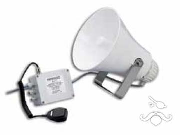 EW3-MS Çift Mikrofonlu Elektronik Megafon