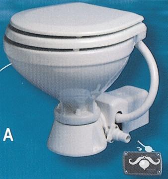 Matromarine Elektrikli Tuvalet
