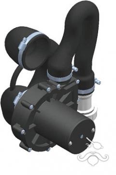 Hydro Vakum Yedek Motor Kiti