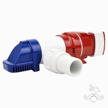 Rule® Sintine pompası RULP900D Alçak Profil 900 GPH