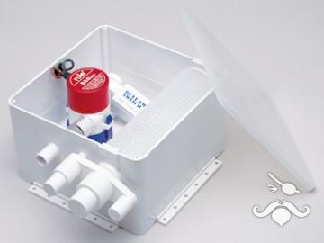 Rule® Duş Pompası 12V 800GPH 3028 Lt/saat