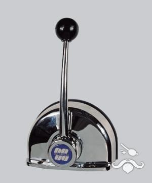 UltraFlex / UFLEX B 103 Tek Kol - Üstten - Krom