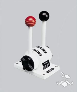 UltraFlex / UFLEX B 101 Çift Kol - Ayarlı - Ağır Hizmet - Beyaz