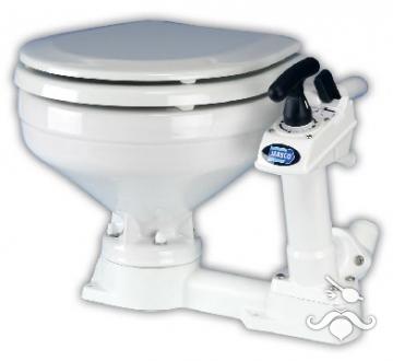 Jabsco Kollu Küçük Taş Manuel WC